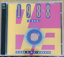 1988 The 80s Collection - Various Artist CD