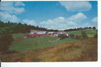 CI-347 NY, Greetings from Rhinebeck Chrome Postcard New York