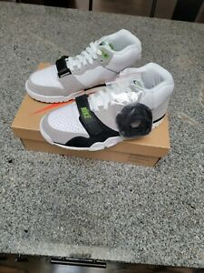 New Nike SB Air Trainer 1 Chlorophyll Men's Size 6.5 / Women's Size 8 CW8604-001