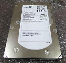 "Seagate ST3146854FCV 146GB 3.5"" 15K Rpm FC Hard Drive 9X4007-131 No Caddy"