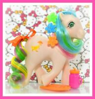❤️My Little Pony MLP G1 VTG QUACKERS Jewel Gem Twinkle Eye Eyed Sun Pick COMB❤️
