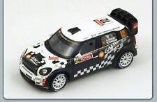 Mini John Cooper Works WRC No.12 WRC Monte Carlo 2012 S3351 Spark 1:43 NEW!