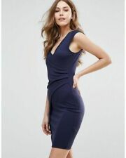 New French Connection Manhattan Navy Dress. RRP£60. Size UK 6-10