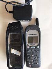 Für Sammler Motorola Handy Talkabout T2288 grau