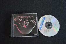 GTR SELF TITLED RARE CD! STEVE HOWE STEVE HACKETT