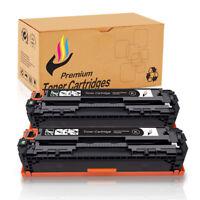 2PK 131 Black Toner Cartridges Fits Canon ImageClass CRG-131 LBP-7110CW MF8280CW