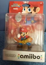 Mario Amiibo - Super Smash Bros. - NIB - NA