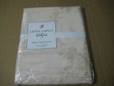 "Laura Ashley ~ Oblong Tablecloth....New ~ Lifestyles Sunflower Damask 52"" x 70"""