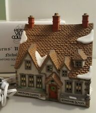 New ListingDept 56 Dickens Village Series - Wackford Squeers Boarding School 59250 Retired