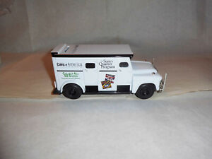 """ERTL RC2 #21681P """"Coins Of America"""" 1959 GMC Armored Truck 1/32 Scale MIB NOS"""