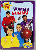 The Wiggles Yummy Yummy NEW DVD Wiggle Learn Sing and Dance