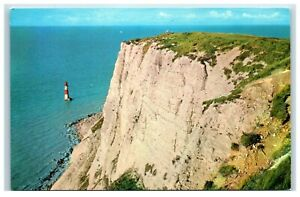 Postcard Eastbourne Sussex Beachy Head