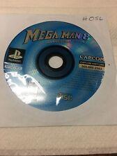 MEGA MAN 8 VIII ANNIVERSARY EDITION sony playstation 1 DISC ONLY