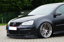 VW  Front Bumper Lip Cup Skirt Lower spoiler Chin Valance Splitter Extension