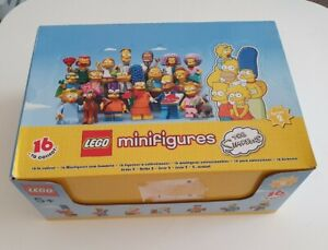 Full Box  Lego The Simpsons Minifigures 60 Pack Series 2