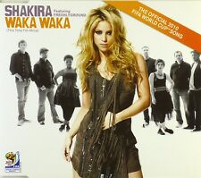 Maxi CD - Shakira - Waka Waka (This Time For Africa) - #A2719