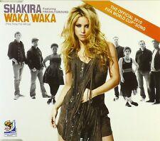 Maxi CD - Shakira - Waka Waka (This Time For Africa) - #A2719