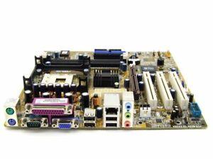 Asus P4s800-mx/S Matx Computer Desktop PC Scheda Madre Intel Presa / Presa 478