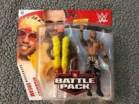 WWE Battle Pack The Velveteen Dream and Ricochet 2 Figures
