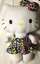 "18"" Hello Kitty Plush NEW Stuffed Doll With Tags"