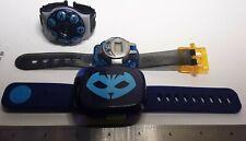Lot of 3 children's Digital Watches Spy Kids Agent Cody Banks PJ Masks