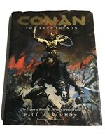 Conan the Phenomenon Dark Horse Deluxe Hardcover  Paul M Sammon