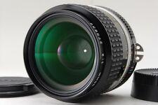 【Top Mint】 Nikon Nikkor Ai-s 35mm f/2 ais Manual Focus Lens from Japan #80