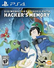 Digimon Story Cyber Sleuth: Hacker's Memory - PlayStation 4* FACTORY SEALED*