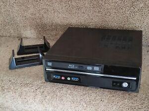 Sedatech Fanless PC w/ Blu-ray drive, 8GB RAM, 250GB SSD, Quad Core, Windows 10