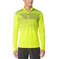 $75 Brooks Men's Dash 1/2 Zip Nightlife Macro T-Shirt XL, (1)