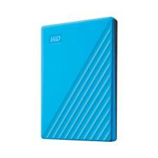 Western Digital WD 2TB My Passport 2020 Portable External Hard Drive Blue VS