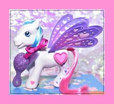 ❤️My Little Pony G3 Heart Bright Deluxe Pegasus 2006 Crystal Princess RARE❤️