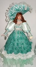 """Gorgeous Doll """"Jade"""" Porcelain Doll by Rustie- A rare find!"""