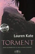 TORMENT Lauren Kate R.L.LIBRI srl