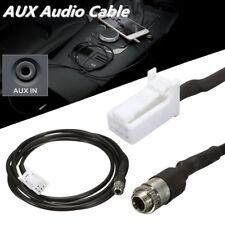 1x AUX Input 3.5mm Female Adaptor Cable For Suzuki SX4 Grand Vitara 2007-2010