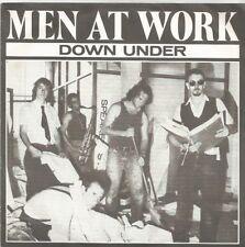 Men At Work - Down Under / Helpless Automation (Vinyl-Single 1981) !!!