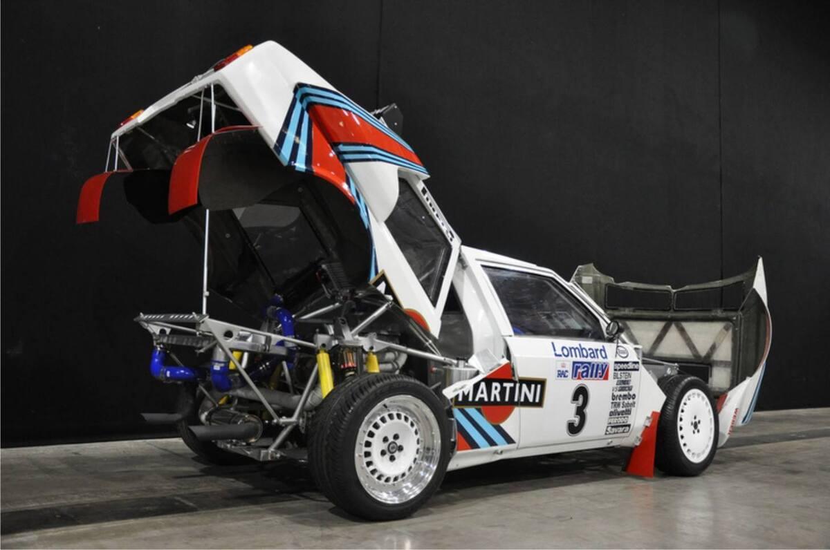 Rally Legend Replicas
