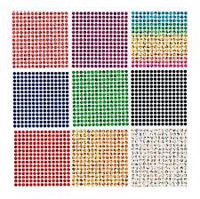 156 Bügelpailletten Hologramm, 4 mm rund, Hotfix Pailletten zum Aufbügeln