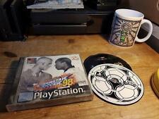 International SUPERSTAR SOCCER PRO 98 (Sony PlayStation 1, 1998) PS1/PS2/PS3