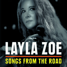 Layla Zoe - Songs From The Road [New CD] With DVD