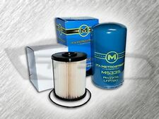 5.9L TURBO DIESEL 1 OIL FILTER AND 1 FUEL FILTER KIT FOR DODGE - AMAZING VALUE