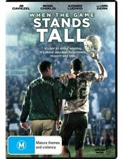 When The Game Stands Tall : NEW DVD