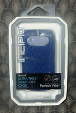 New Incipio For Pantech Vybe Ultra Thin Cases Blue Color 4 Pack