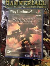 Shadow the Hedgehog - PS2 PAL / UK - NEW and SEALED