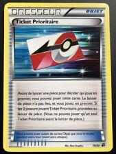 Carte Pokemon TICKET PRIORITAIRE 19/20 Holo Promo Coffre des Dragons FR NEUF