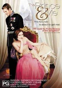 The Prince & Me (DVD, 2004)
