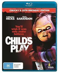 Child's Play (Chucky's 25th Birthday Edition) Blu-ray UMBRELLA