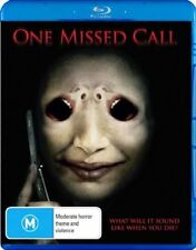 One Missed Call Blu-ray Disc NEW