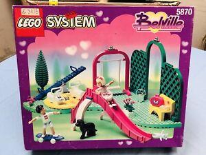 LEGO BELVILLE 5870 NUOVO DEAD STOCK PERFECT!!!!