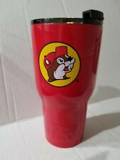Buc-ee's Rtic 30 Oz Red Tumbler Travel Mug Cup Texas Gas Station Gift Buc-ee's